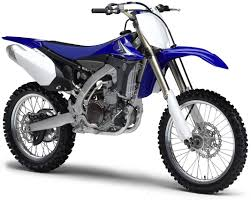 yamaha yz450f brief about model