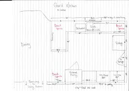 Kitchen Cabinets Design Layout by Plan Kitchen Layout Commercial Design Ikea Room Planner Family