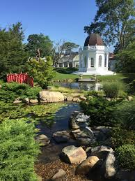 Rock Garden Bellevue by Bellevue House
