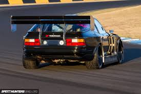 custom porsche 944 german speed metal a time attacking porsche 944 turbo speedhunters