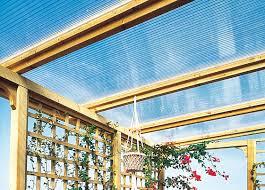 tettoia in plastica tettoie per terrazzi lusso coperture in plastica per esterni con