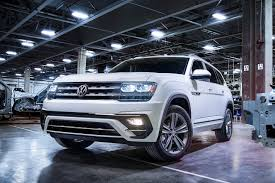 volkswagen atlas 7 seater volkswagen atlas inches closer to australian release