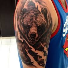 the 25 best bear tattoos ideas on pinterest california bear
