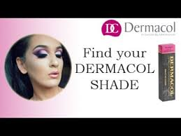 choosing a lshade how to choose your dermacol shade by alex youtube