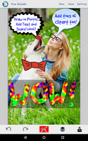doodle draw app you doodle draw on photos android apps on play