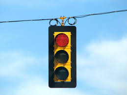 california red light law california how far does light travel in one second