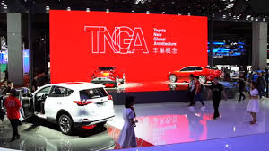 toyota international toyota booth introduction the 17th shanghai international