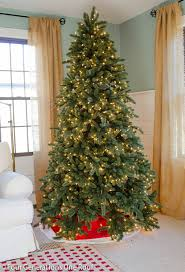how to decorate a christmas tree black red four generations