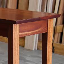 hall table course woodworking course perth