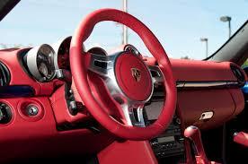 Porsche Boxster Interior - porsche boxster custom interior oem porsche 987 pinterest