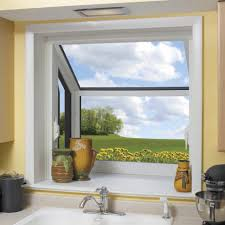 Kitchen Window Design Ideas Decorations Small Garden Window In Kitchen With Stand Out Window