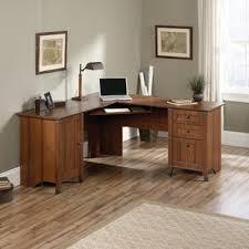 Edgewater Computer Desk Farmhouse Desks Birch