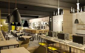 design cyber cafe furniture commercial offices store designed by annie yakimova internet