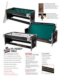 fat cat game table fat cat black 7 pockey table 2 in 1 game table