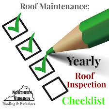 Diy Home Inspection Checklist roof maintenance yearly roof inspection checklist