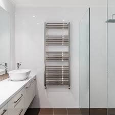 hydronic heated towel rails u0026 racks hunt heating