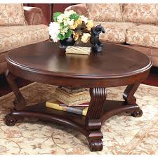 Round Living Room Table by Bradshaw Round Coffee Table Hayneedle