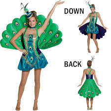 party city halloween costumes elsa peacock peacocks costumes and halloween costumes