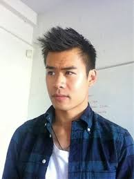 short hairstyle asian men short asian hairstyle cool men