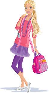 26 barbie images stationery barbie dolls