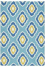 Quatrefoil Outdoor Rug Rugs Blue Yellow And Yellow Quatrefoil Outdoor Rug Home Rugs Ideas