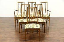 Vintage Oak Dining Chairs Oak American Antique Chairs Ebay