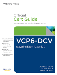 vcp6 dcv official cert guide exam 2v0 621 3rd edition