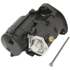 power house black high torque econo starter 17091 harley