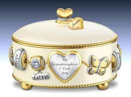 granddaughter gifts collectibles boxes gifts for granddaughters