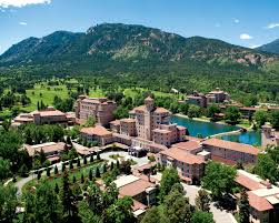 Most Beautiful Theaters In The Usa The Broadmoor This 1918 Resort Hotel At The Foot Of The Cheyenne
