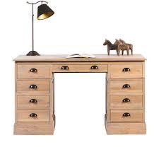Kleiner Schreibtisch Eiche Schreibtisch Im Landhausstil Kaufen Pharao24