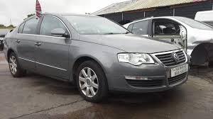 grey volkswagen passat 2008 vw passat grey mourne breakers
