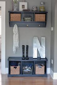 Storage Solutions For Shoes In Entryway Best Ideas For Entryway Storage Entryway Storage Front Doors