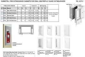ada kitchen wall cabinet height 55 ada extinguisher cabinet mounting height kitchen