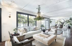 home style interior design rustic ranch style house living room design with high ceiling wood