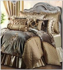 luxury bedding comforters piece jacquard luxury bedding set