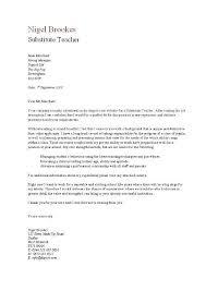 teacher resume cover letter sample cover letter sample for