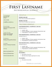 resume format free in ms word resume format free resume format free in ms word