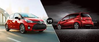 toyota in 2016 toyota yaris vs 2016 nissan versa note truro toyota in