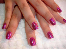 acrylic nails bridgend mobile acrylic nail extension salon