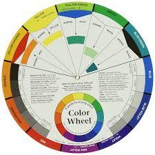amazon com color wheel 9 1 4