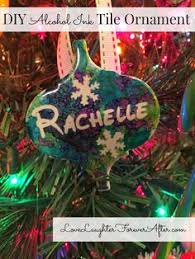 diy personalized ceramic tile ornaments craft e corner