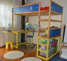 Bunk Bed Desk Ikea Bunk Beds With Desk Ikea Blstreet