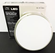 altair 14 led flushmount light altair led 14 flushmount light fixture 877395001987 ebay