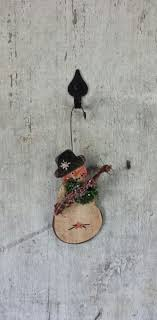 83 best primitive country painted snowman images on