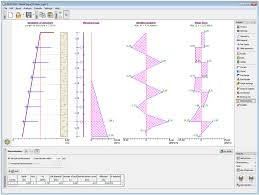 nailed slopes geo5 geotechnical design software slope