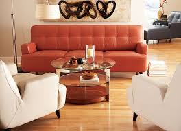 Havertys Leather Sofa by Contempo Sofa Terra Cotta Http Www Havertys Com Product 43164