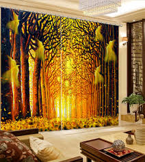 online get cheap forest curtains aliexpress com alibaba group