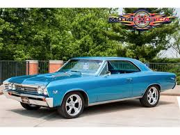 1967 chevrolet chevelle ss for sale classiccars com cc 983393