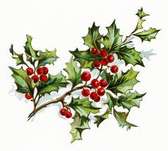 vintage christmas free vintage image and berries design shop